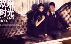 Allen Tsai and Xiao Yi Dai Hong Kong Executive Life Magazine Fall 2010 Winter 2011.jpg